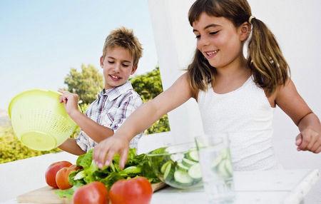 夏季怎么才能有效地保持健康食素呢