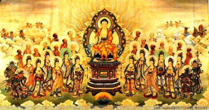 楞严经中佛陀关于纯素饮食的开示