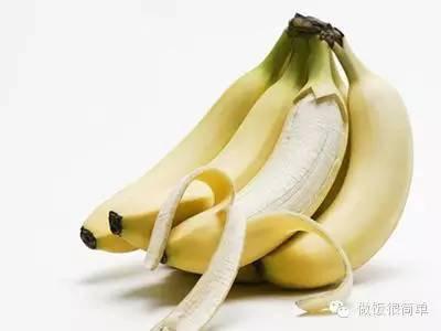 香蕉的营养价值丰富,特别是适合女性朋友
