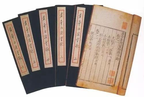 【黄帝内经】白话全译-素问·上古天真论篇第一